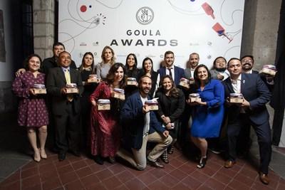 Ganadores de Goula Awards 2020