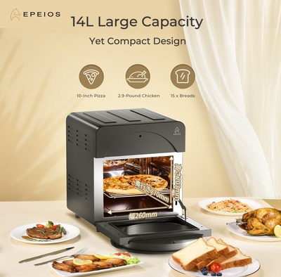 EPEIOS Air Fryer + Oven