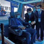 XCMG exhibe las soluciones inteligentes de transporte sostenible de China en la Conferencia de las Naciones Unidas